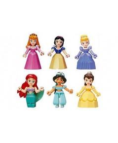 [สินค้ามือ 2 โปรดอ่านรายละเอียดก่อนครับ] Disney Princess ปี 2003 จาก Yujin ของแท้ 100 [1]