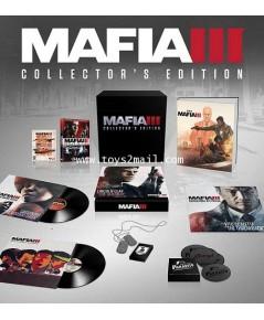 [PS4] : PS 4 MAFIA III COLLECTOR EDITION ของใหม่ ไม่เคยเปิด ในชุดมีของเพียบครับ [RARE] [1]
