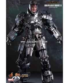 HOT TOYS : 1/6 HOT TOYS WHIPLASH MARK II [DIE CAST] Limited Edition 12-inch Figure [RARE] [1]