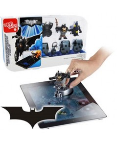 [ล้างสต๊อก] Apptivity Game For iPad : THE DARK KNIGHT RISES : BATARANG STRIKE BATMAN  THE BAT [1]