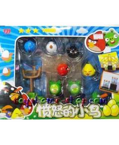 ของเล่นแองจี้เบิร์ดชุดเล็ก (ของเล่น Angry Birds)