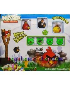 ของเล่นแองจี้เบิร์ดชุดเล็ก (ของเล่น Angry Birds) ชุด 2