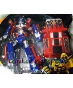 หุ่นทรานฟอร์เมอร์ Optimus Prime
