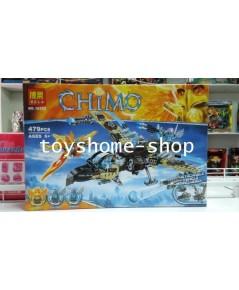 เลโก้จีน รุ่นเลโก้ Chimo เครื่องบินนก 10353