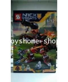 เลโก้จีน เลโก้หุ่นต่อสู้ Nick Knight SY573