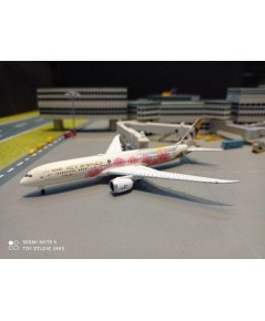 HW534611 1:500 Etihad 787-8 A6-BLS Choose Japan [Width 12 Length 11 Height 3 cms.]