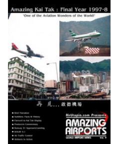 Hong Kong Kai Tak: Final Year (1997 - 98)