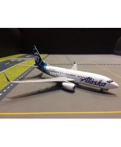 GEMINI JETS 1:200 Alaska 737-700W N614AS nc G2ASA778