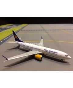 GEMINI JETS 1:400 Icelandair 737 MAX-8 TF-ICE nc GJICE1767