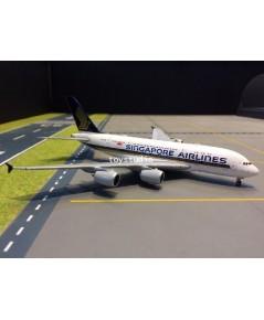 JC WINGS 1:400 Singapore A380 9V-SKV EW4388001
