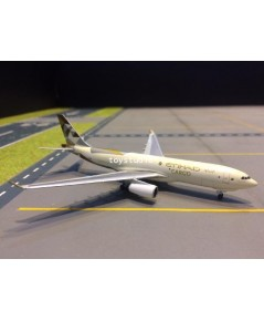 HERPA WINGS 1:500 Etihad Cargo A330-200F A6-DCE HW532716