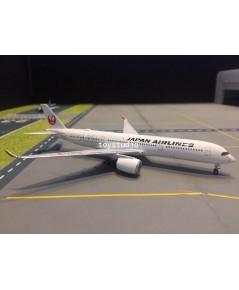 PHOENIX 1:400 JAL A350-900 JA02XJ Silver P4278