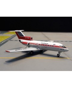 HERPA WINGS 1:200 Cubana de Aviacion Yak-40 CU-T1221 HW559775