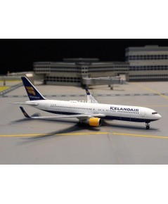 HERPA WINGS 1:500 Icelandair 767-300 Eldgja TF-ISP HW533102