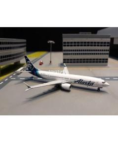 GEMINI JETS 1:400 Alaska 737 MAX 9 N913AK GJ1873