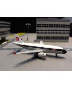 GEMINI JETS 1:400 British A319 G-EUPJ GJ1859