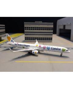 JCWINGS 1:400 Condor 757-300 Wir lieben Fliegen D-ABON XX4154