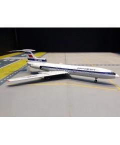 HERPA WINGS 1:200 Aeroflot TU-154B-2 Blue tail CCCP-85566 HW559812