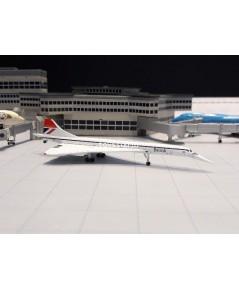 HERPA WINGS 1:500 British Concorde G-BOAF HW527477-001