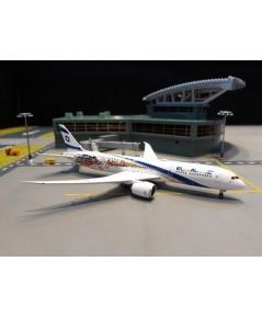 GEMINI JETS 1:400 El Al 787-9 4X-EDD GJ1882