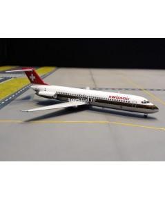 INFLIGHT 1:200 Swissair DC-9-32 HB-IF BDC9SR002