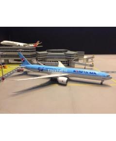JCWINGS 1:400 Korean 777-300ER 50 Years HL8008 EW477W002