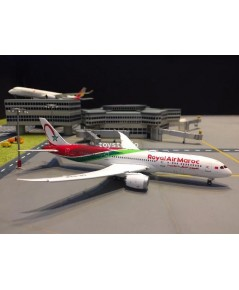 JCWINGS 1:400 Royal Air Maroc 787-9 CN-RAM FD XX4160A