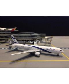 JCWINGS 1:400 El Al 767-300ER 4X-EAJ XX4157