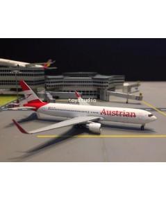 JCWINGS 1:400 Austrian 767-300ER OE-LAW nc XX4158