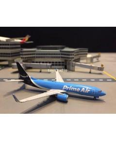 JCWINGS 1:400 Prime Air 737-800 BFC TBA EW4738005