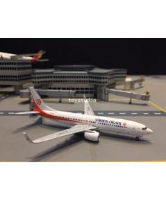 JCWINGS 1:400 OK Air 737-800 9999TH B-1228 XX4410