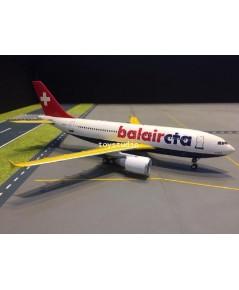 INFLIGHT 1:200 BalairCTA A310-325 HB-IPN IF310BB1218