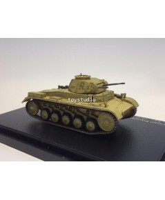 HOBBY MASTER 1:72 German Panzer II Ausf F7 Tunisia HG4607