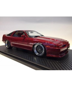 Ignition Model 1:18 Supra 3.0GT Turbo A Red IG1739