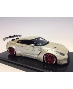 OneModel 1:43 LB R35 GT Wing Pearl Whi LBR35GTP
