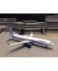 Gemini Jets 1:400 Interjet A321neo XA-MAP GJ1884