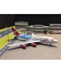 Phoenix 1:400 Virgin Atlantic 747-400 G-VLIP P4322
