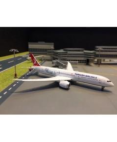 JC Wings 1:400 Turkish 787-9 Dreamliner FD TC-LL EW4789008A