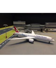 JC Wings 1:400 Turkish 787-9 TC-LLA EW4789008