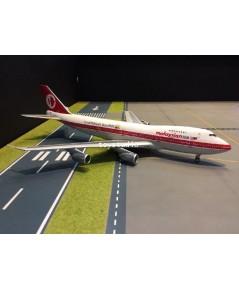 Inflight 1:200 Malaysia 747-200 9M-MHJ IF742MAS002