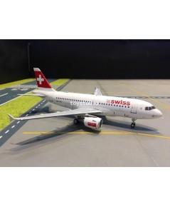 JFox 1:200 Swiss A319-112 HB-IPU JFA319011