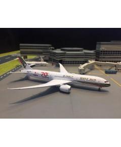 Gemini Jets 1:400 Gulf Air 787-9 A9C-FG 70th Ann GJ1909