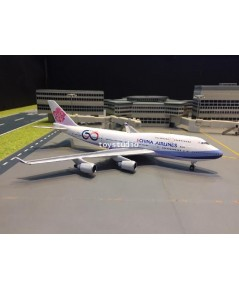 Phoenix 1:400 China Airlines 747-400 B-18210 60th P4333