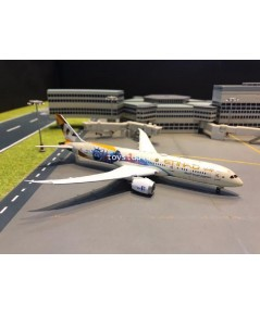 JC Wings 1:400 Etihad 787-9 Choose the USA FD A6-BLI XX4250A