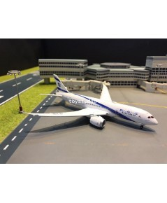 JC Wings 1:400 EL AL 787-8 FD 4X-ERA XX4247A