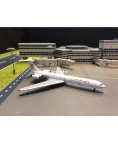 JC Wings 1:400 Korean Ilyushin IL-62M P-882 EW462M002