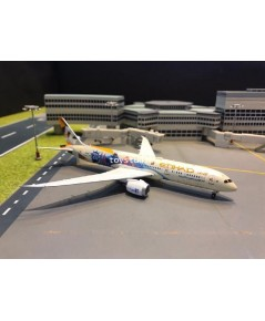 JC Wings 1:400 Etihad 787-9 Choose the USA A6-BLI XX4250