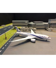 JC Wings 1:400 ELAL 787-8 4X-ERA XX4247