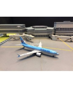 JC Wings 1:400 Korean 737-8 MAX HL-8351 EW438M001