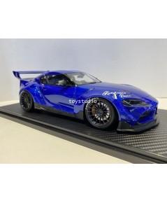 Ignition Model 1:18 Pandem Supra (A90) Blu Metallic IG2037